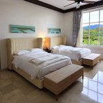  Deluxe Suite Tropical View Su Two Queen Size Beds