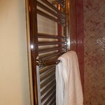 Heated towel rack Beatrice Room