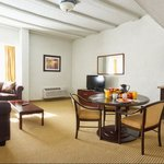  Feel at home in our spacious equipped Junior Suite