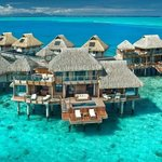  Presidential Overwater Villa