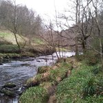 Hebden Water - riverside walk