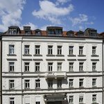  Exterior View of Hotel Splendid-Dollmann