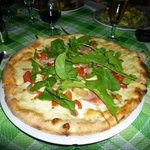 Pizza in alle vo