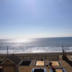  What a beautiful Day on Sandown beach