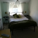 lovely bedroom we had at colwyn guest house