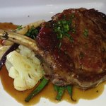 Monster Veal Chop