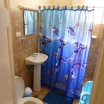 bathroom with perfect shower