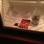  Minibar.