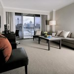  2 Bedroom City View Apartment Lounge