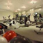 View of pürovel sport fitness area