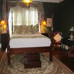  Our lovely guest room!