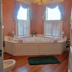 Our fabulous bath!