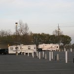 Paved section - Cal Expo RV Park