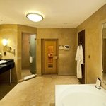 Executive Suite's Bathroom