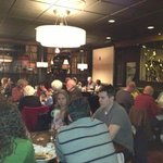 Sunday evening at Carbone's Kitchen in Bloomfield, CT
