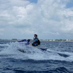 Jet Skiing with More Marine Services & Boat Rental, Grand Cayman Islands