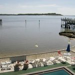  Island Place - View from Balconies/Decks ~ Vew of Atsena Otie Key