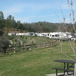  View from our RV - Jackson Rancheria