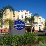 Welcome to Hampton Inn & Suites Tampa-Wesley Chapel Florida!