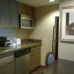 Kitchen in one bedroom suite