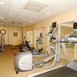  PreCor Fitness Room