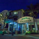 Grosvenor In Cairns Night View