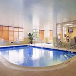 Interior Heated Pool