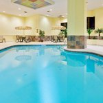  Our indoor pool is a great place for relaxation and fun