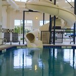  Indoor Pool &amp; Slides