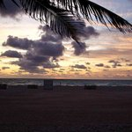 Sunrise at South Beach