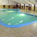 Holiday Inn Saddle Brook Hotel Indoor Swimming Pool