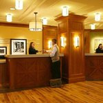  Front Desk - Reception Area