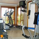  Gym &amp; Sauna Room