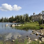  Grand Hotel Kempinski High Tatras - Lake Side