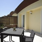  Garden Suite Terrace at Risorgimento Resort Lecce
