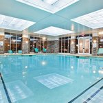Indoor Heated Salt Water Swimming Pool