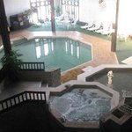  Recreation Facility With Pool And Hot Tub