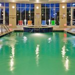 Relaxing Indoor Swimming Pool