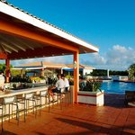Grenadian Pool Bar