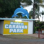صورة فوتوغرافية لـ ‪Mandurah Caravan and Tourist Park‬