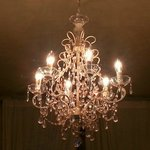  the beatiful chandelier