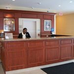 Welcome Front Desk