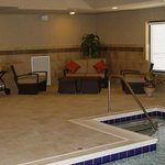  Indoor Pool Sitting Area 