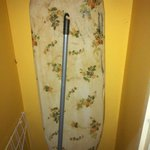  Not sure anyone would want to use this ironing board