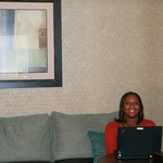 Foto di Hampton Inn Wilson Downtown