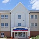 Brand new Candlewood Suites in Lake Jackson, Texas
