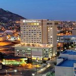 ‪Doubletree Hotel El Paso Downtown/City Center‬