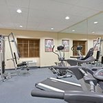24 Hour Fitness Center great for extended stay