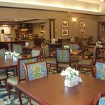  Tables in Lodge Area