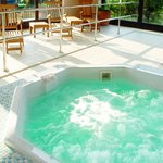 The Clubhouse jacuzzi